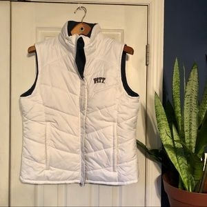 Columbia Reversible Pitt Panthers Vest